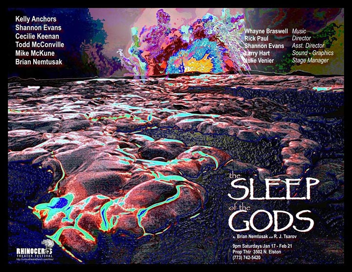 The Sleep of the Gods
