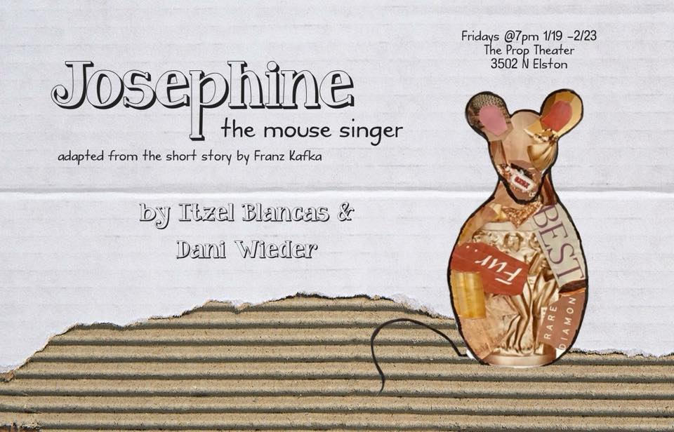 Jospehine the Mouse Singer